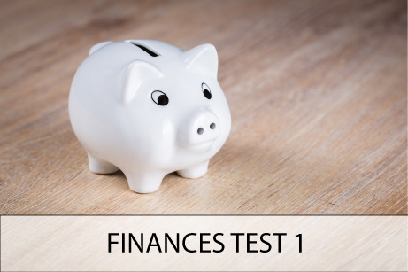 placement et finance Test 1