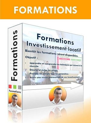 investissement immobilier formation