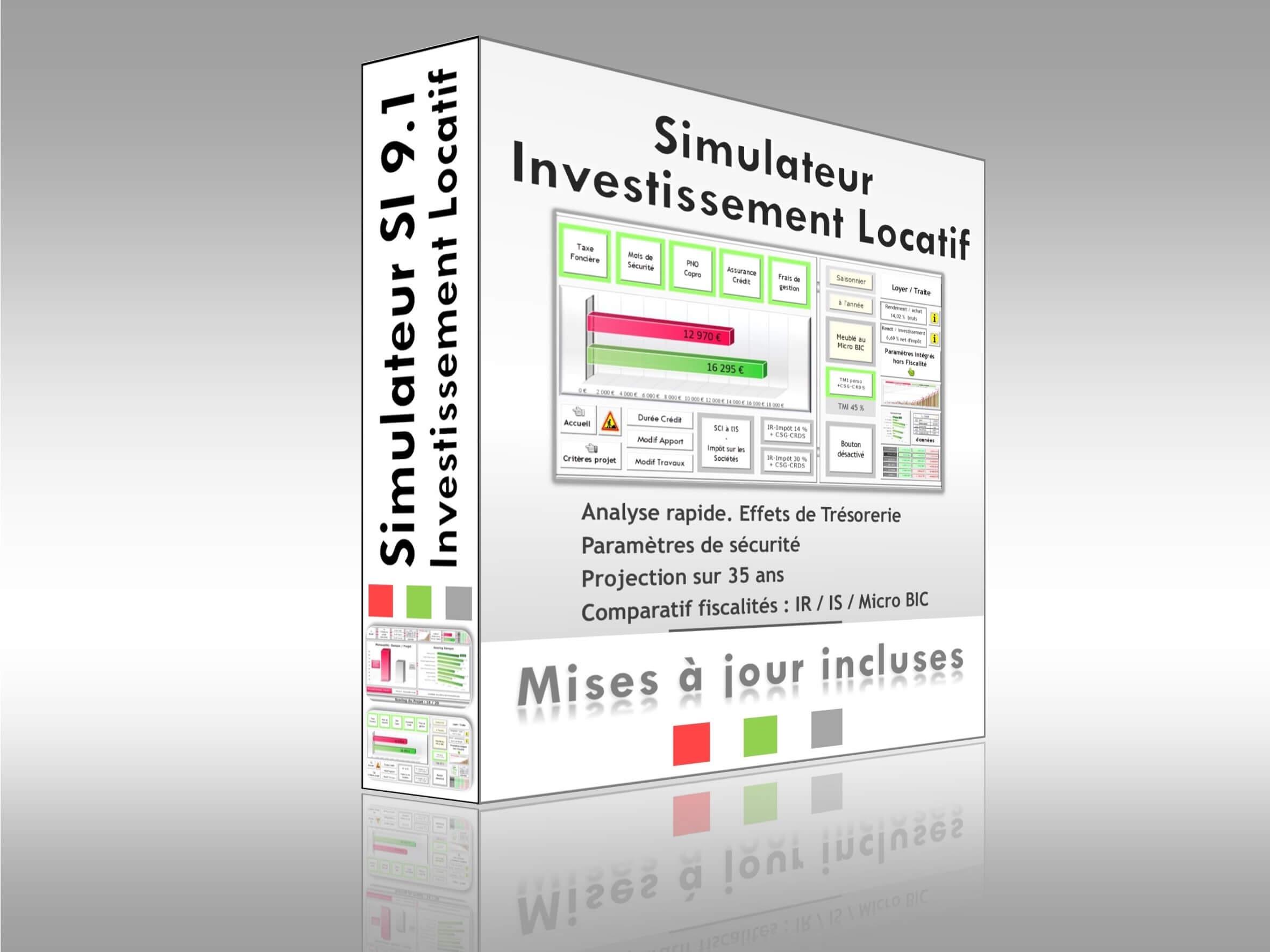 simulateur investissement locatif