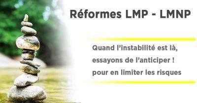 réformes LMP- LMNP