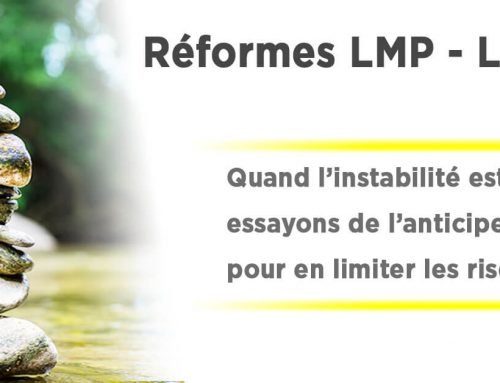 Réformes LMP – LMNP